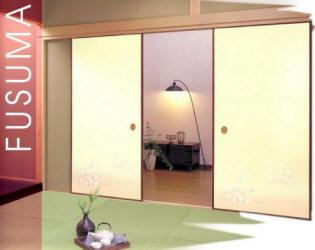 Arredamento giapponese vendita - Porte scorrevoli stile giapponese ...