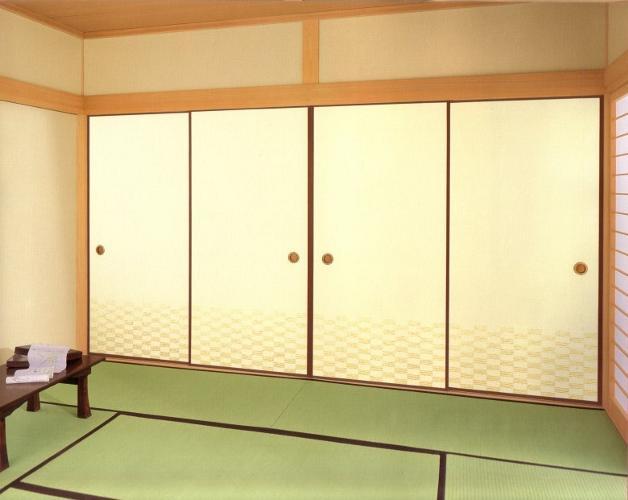 Porte scorrevoli stile giapponese porte scorrevoli with for Pareti divisorie stile giapponese
