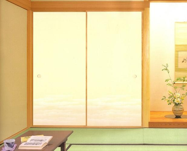 Fusuma giapponesi